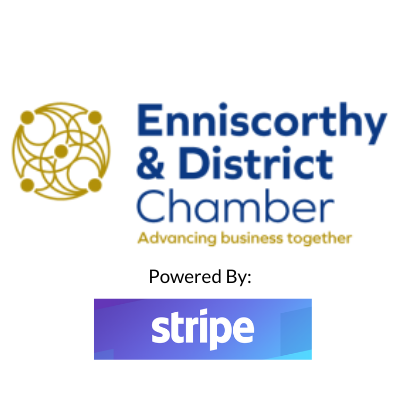 Enniscorthy Chamber logo for Stripe